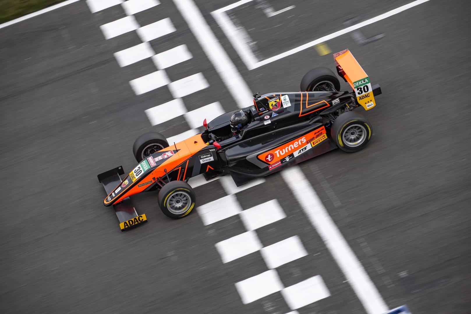 Lawson starts German F4 this weekend