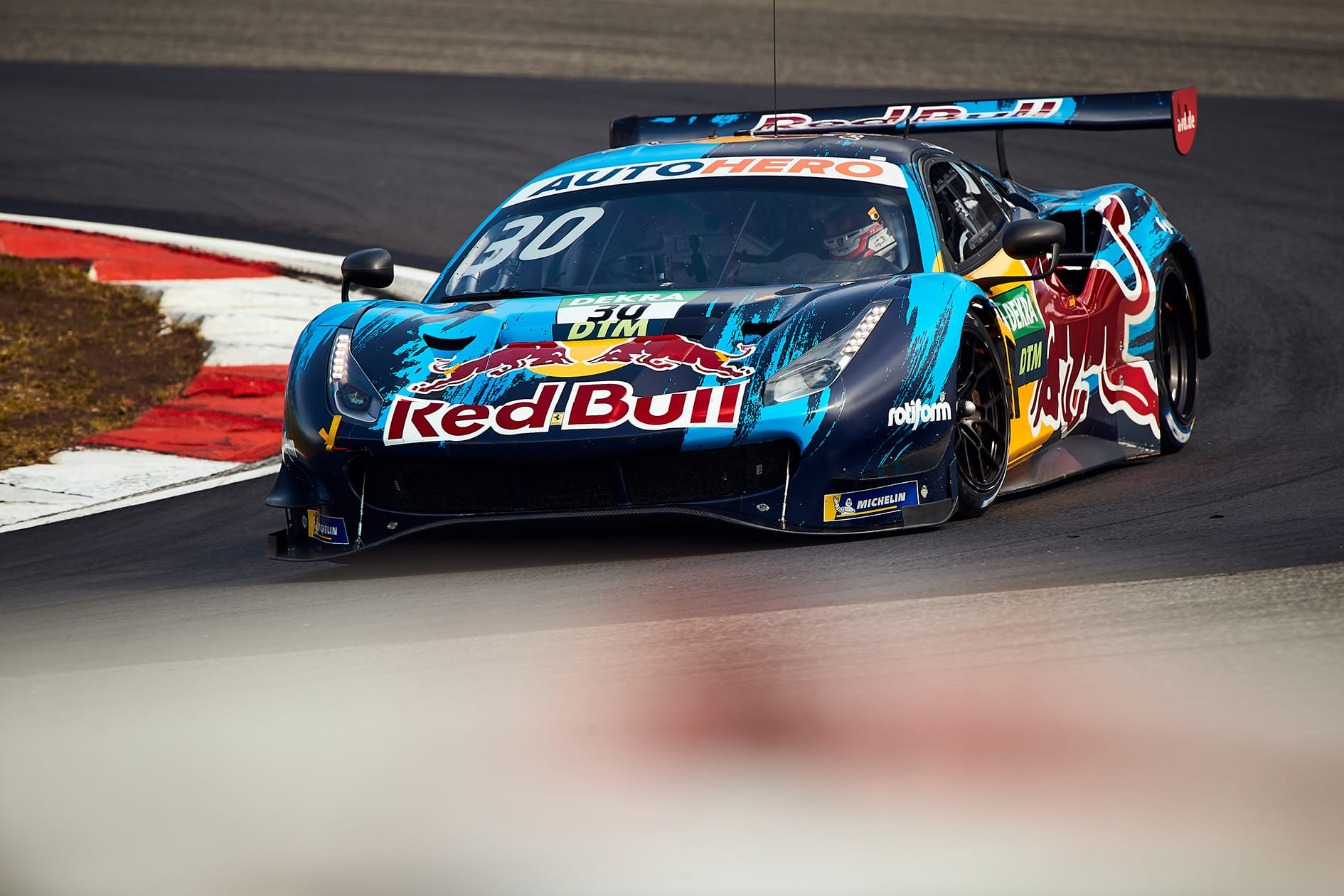 Lawson positive heading to the Red Bull Ring